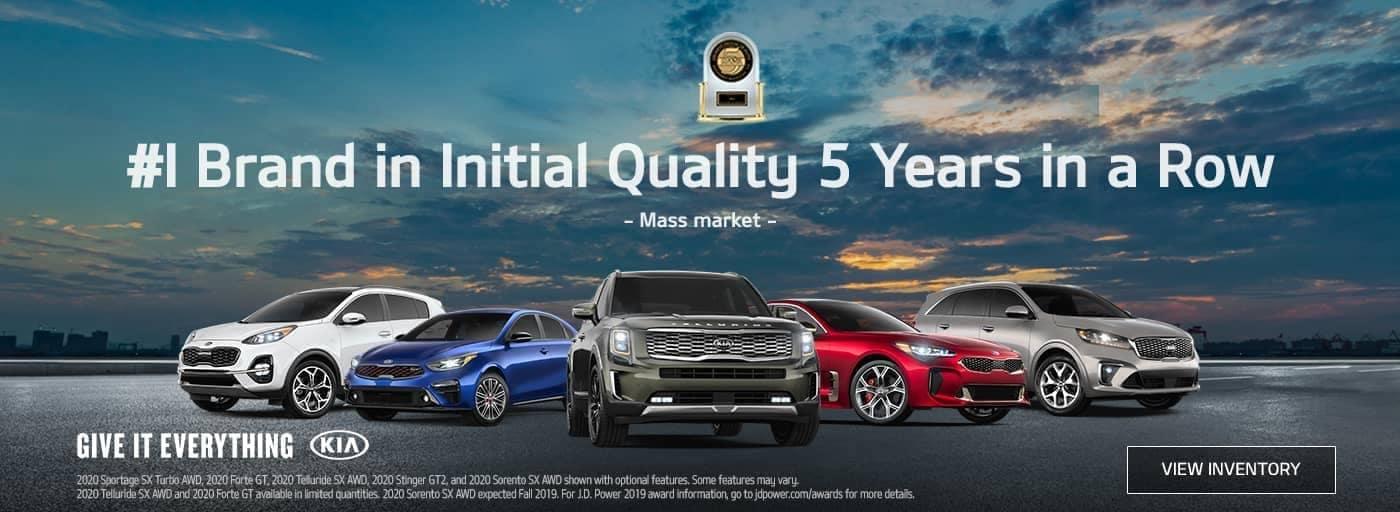 Kia Quality Asset Banner