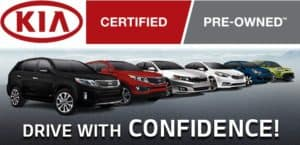 Kia Certified Used Cars