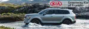 2020 Kia Telluride Best Lease Deals in Nashville Tennessee