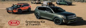 2020 Kia Telluride Best lease payment Deals in Nashville Tennessee