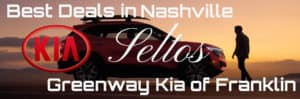 2021 Kia Seltos Best Deals in Nashville