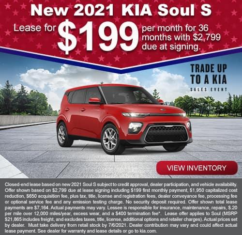 Kia Soul May Special