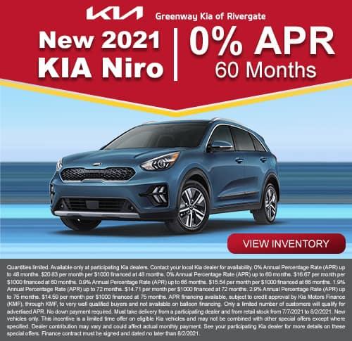 2021 Kia Niro