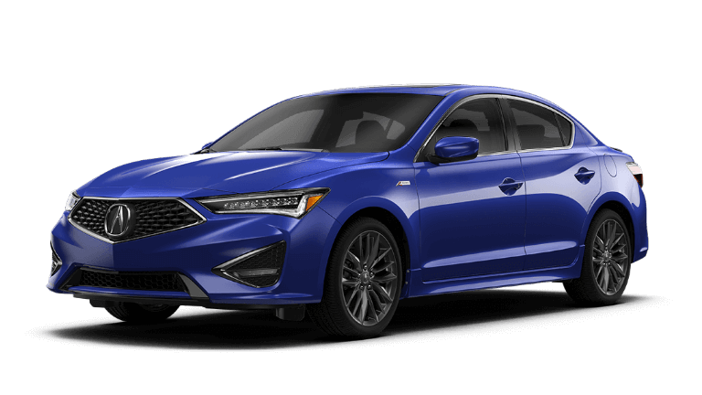 2020 Acura ILX A-Spec - Apex Blue