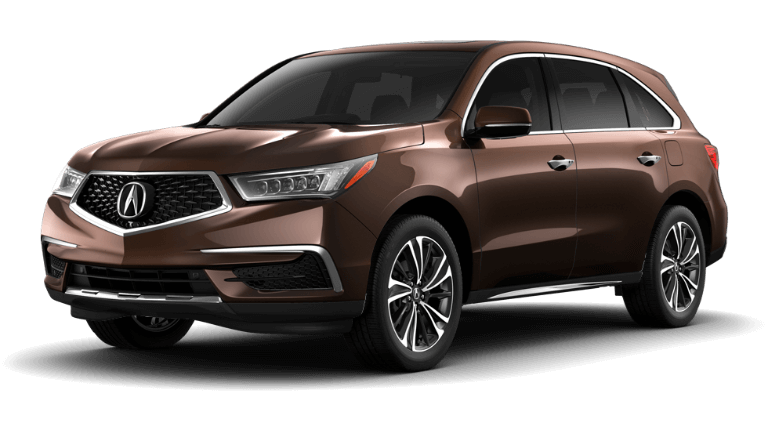 2020 Acura MDX Entertainment Package - Canyon Bronze