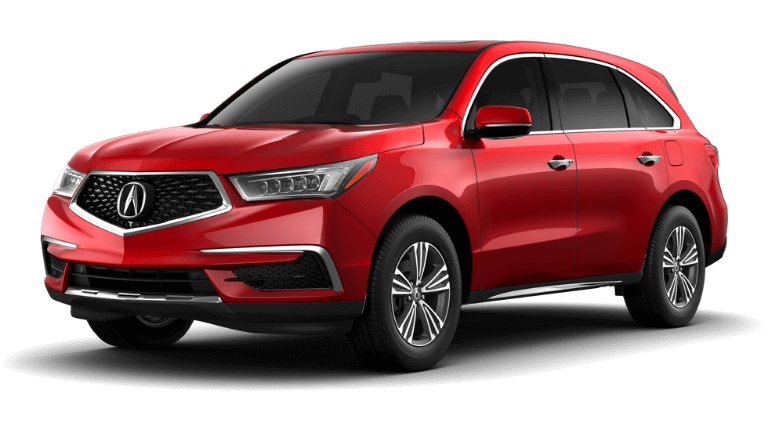2020 Acura MDX Standard - Performance Red