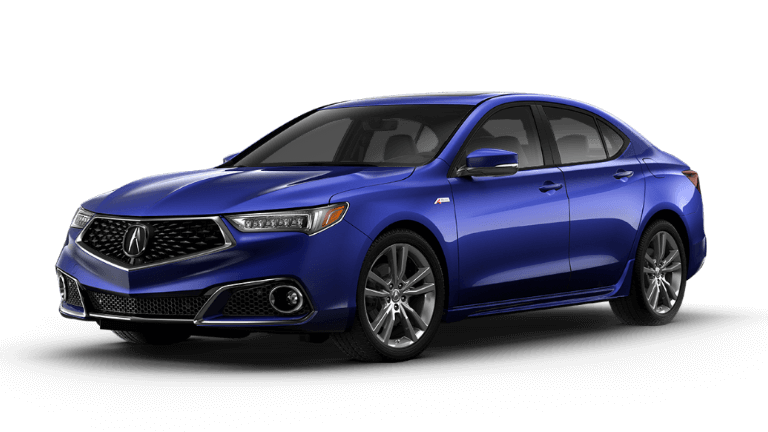 2020 Acura TLX A-Spec - Apex Blue