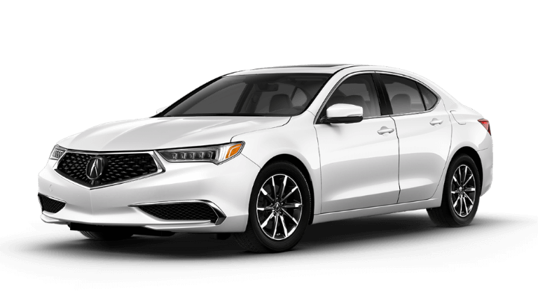 2020 Acura TLX Technology Package - Platinum White