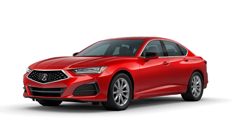 2021 Acura TLX Base in Performance Red Pearl