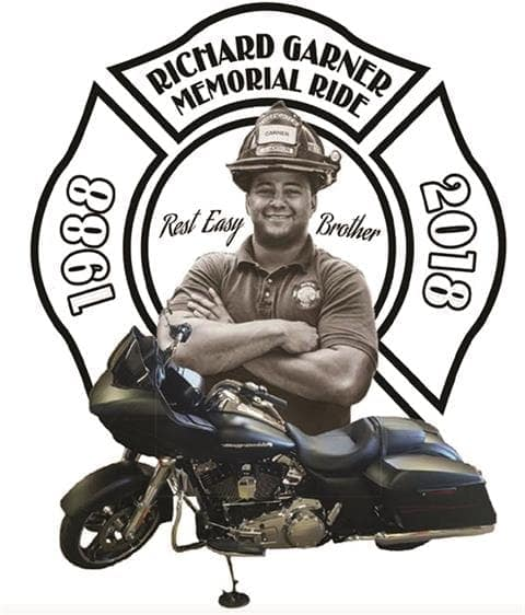 RICHARD GARNER MEMORIAL RIDE