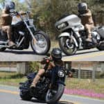 Softail Standard, Fat Boy 30th Anniversary, CVO Road Glide