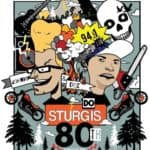 Johnny & Dee Do Sturgis Logo - 2020