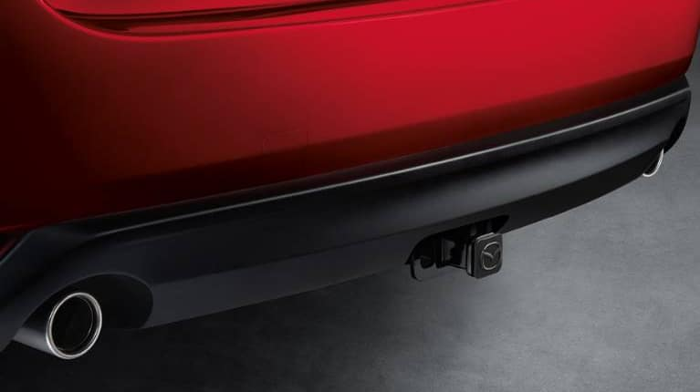 Mazda CX-5 Trailer Hitch