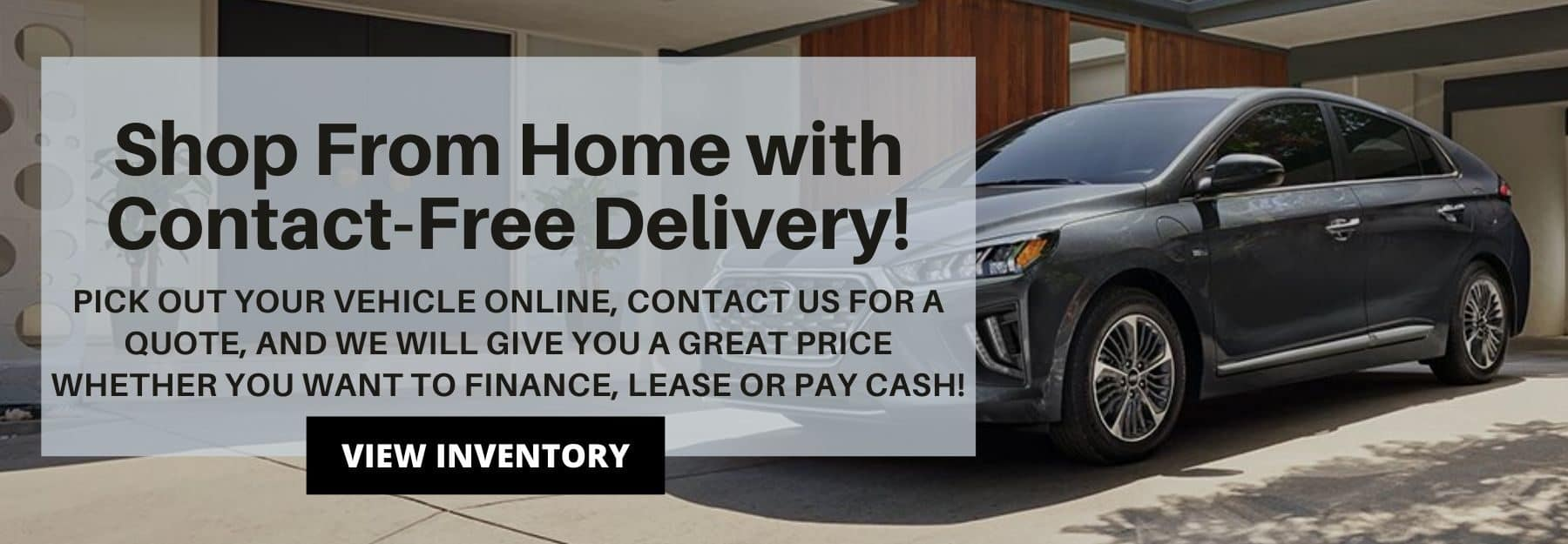 Now offering Free Home Delivery