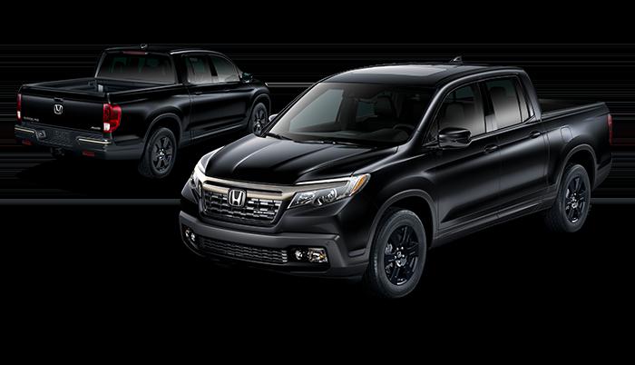 Honda Ridgeline Black Edition