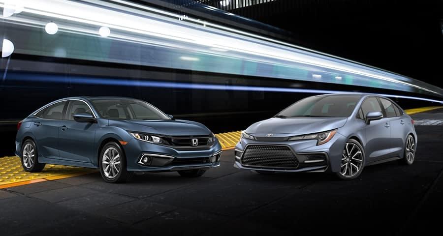 Civic vs Corolla