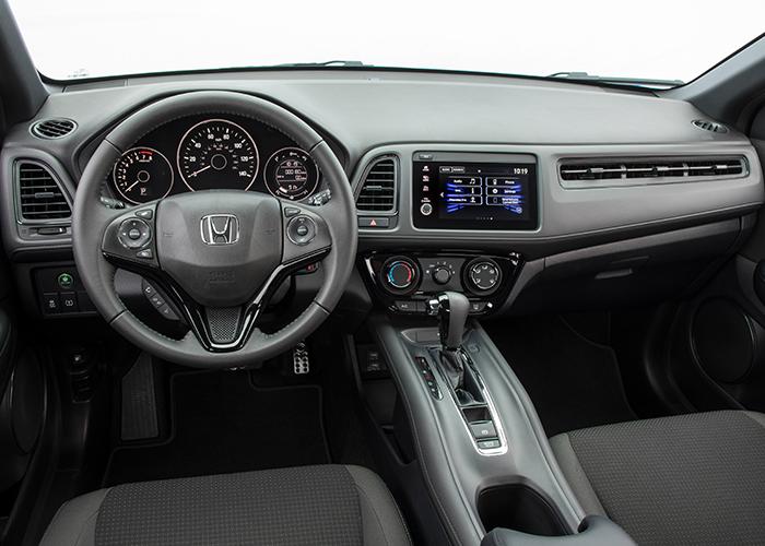 2020 Honda HR-V vs. 2020 Subaru Crosstrek