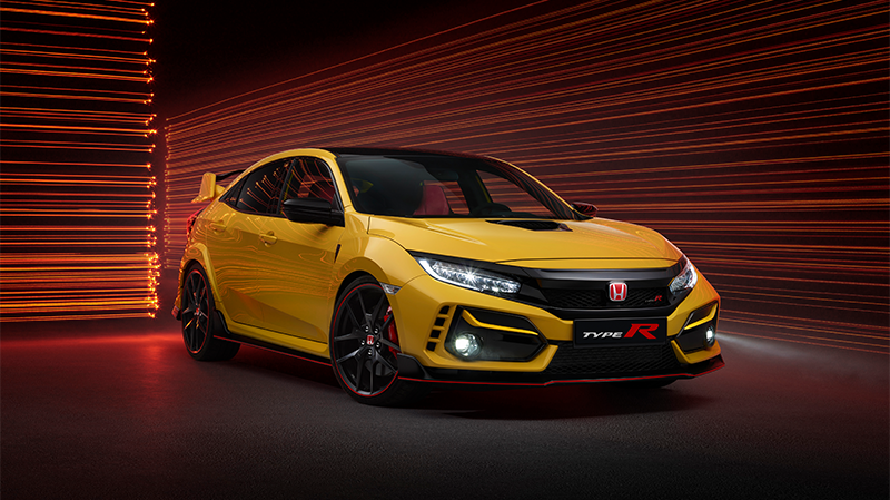 2021 Honda Civic Type R Limited Edition at Jay Honda of Bedford