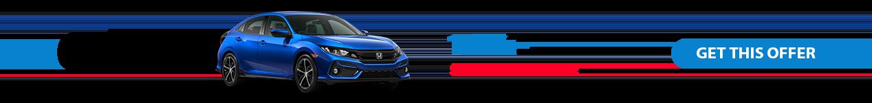 2020 Honda Civic at Jay Honda of Bedford