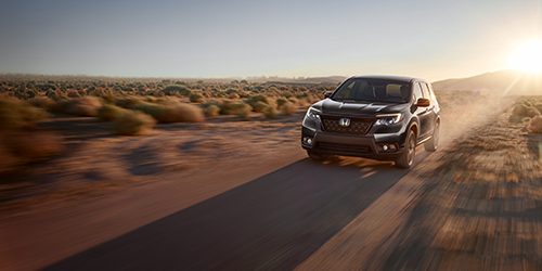 acura v passport suvs Jay Honda near you