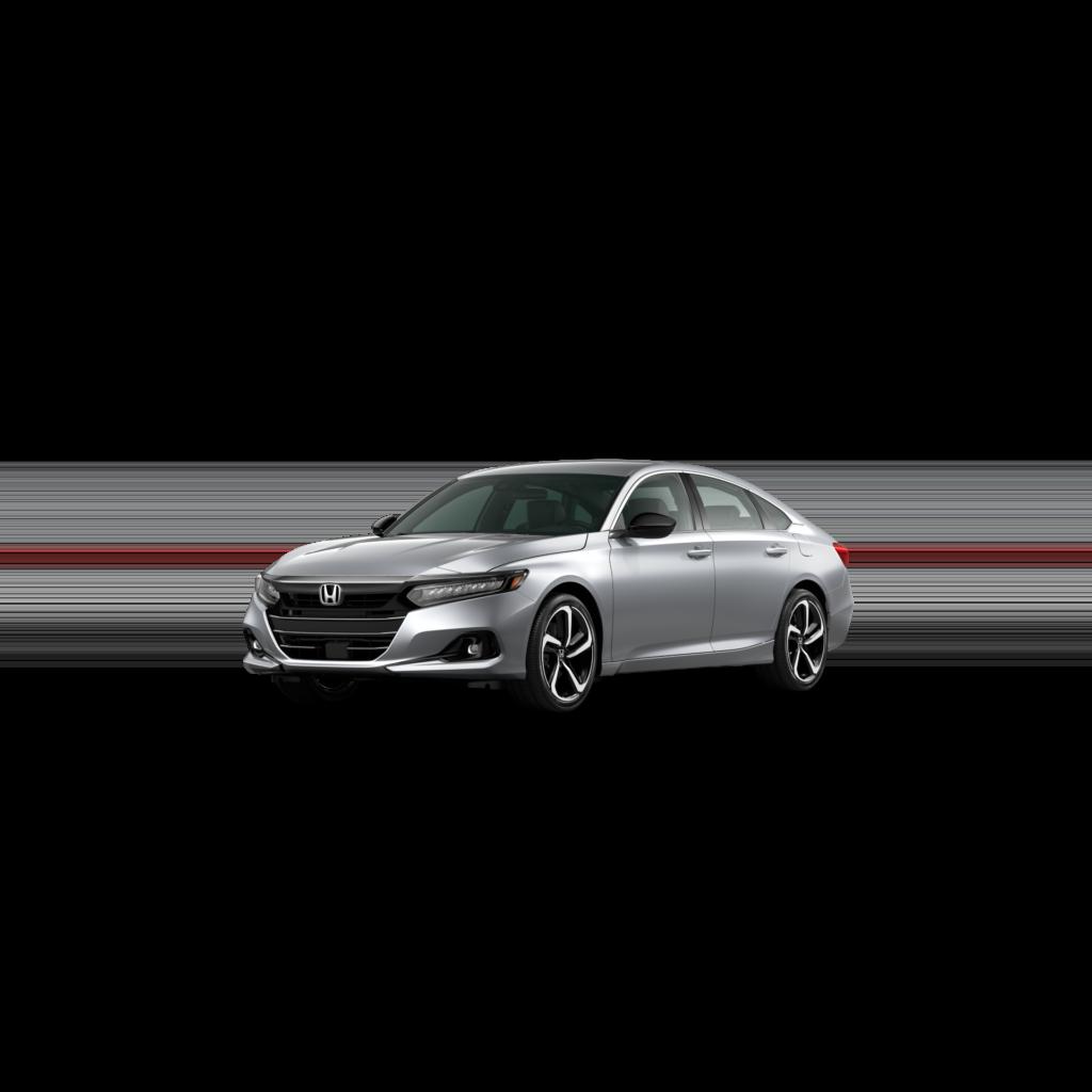 Reserve This 2021 Honda Accord Sedan Sport