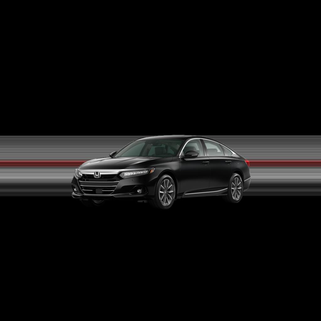 Reserve This 2021 Honda Accord Sedan EX-L