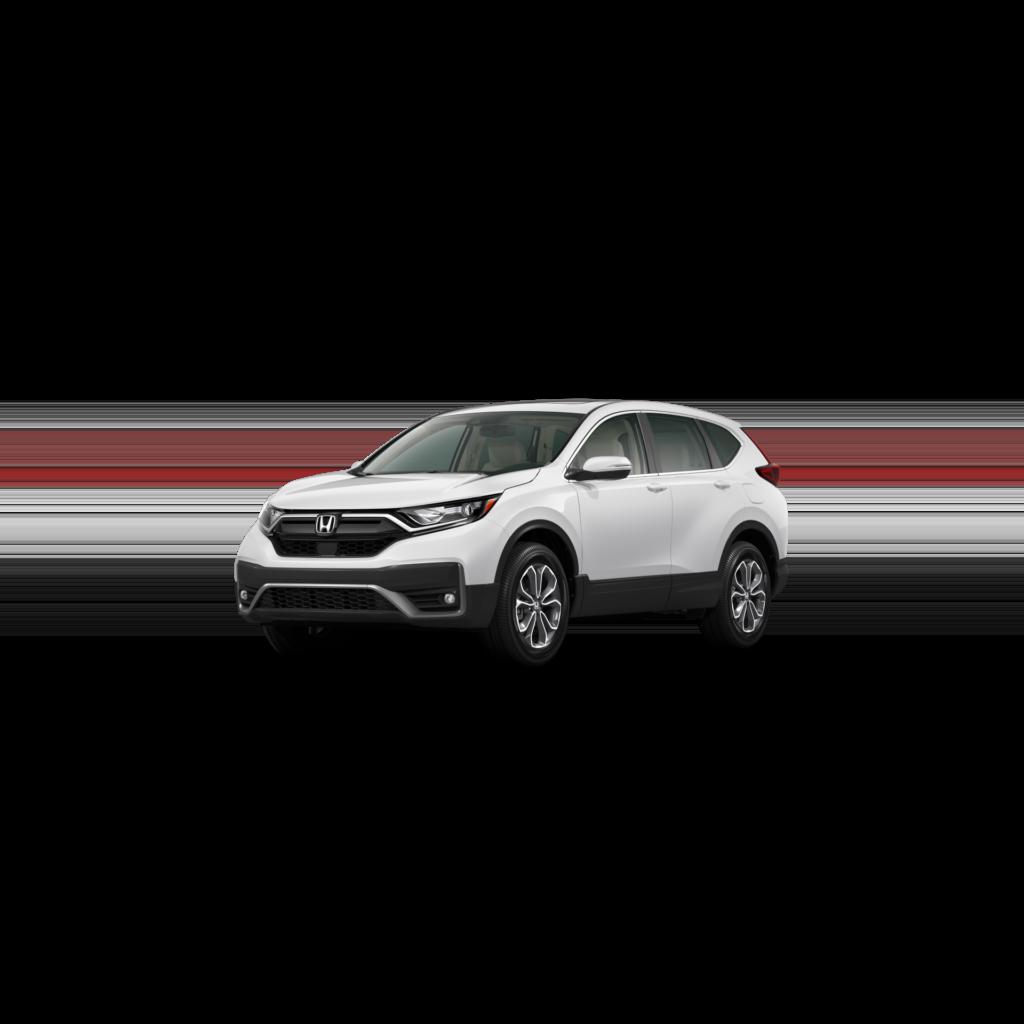 Reserve This 2021 Honda CR-V EX-L