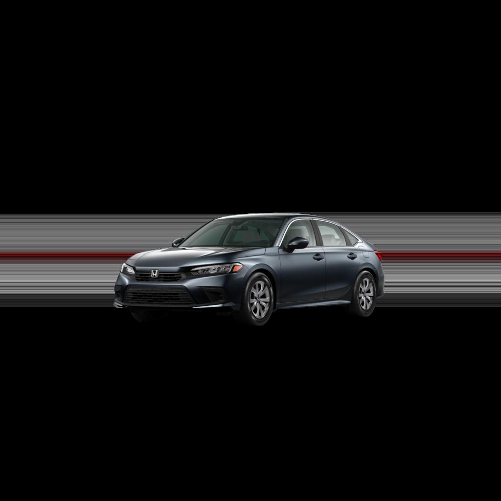 Reserve This 2022 Honda Civic Sedan LX