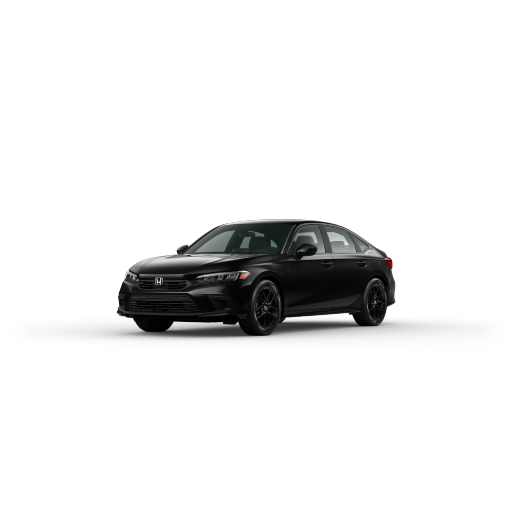 Reserve This 2022 Honda Civic Sedan Sport