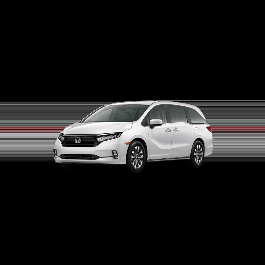 Reserve This 2022 Honda Odyssey EX-L