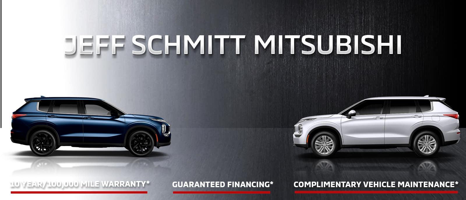 Welcome to Jeff Schmitt Mitsubishi