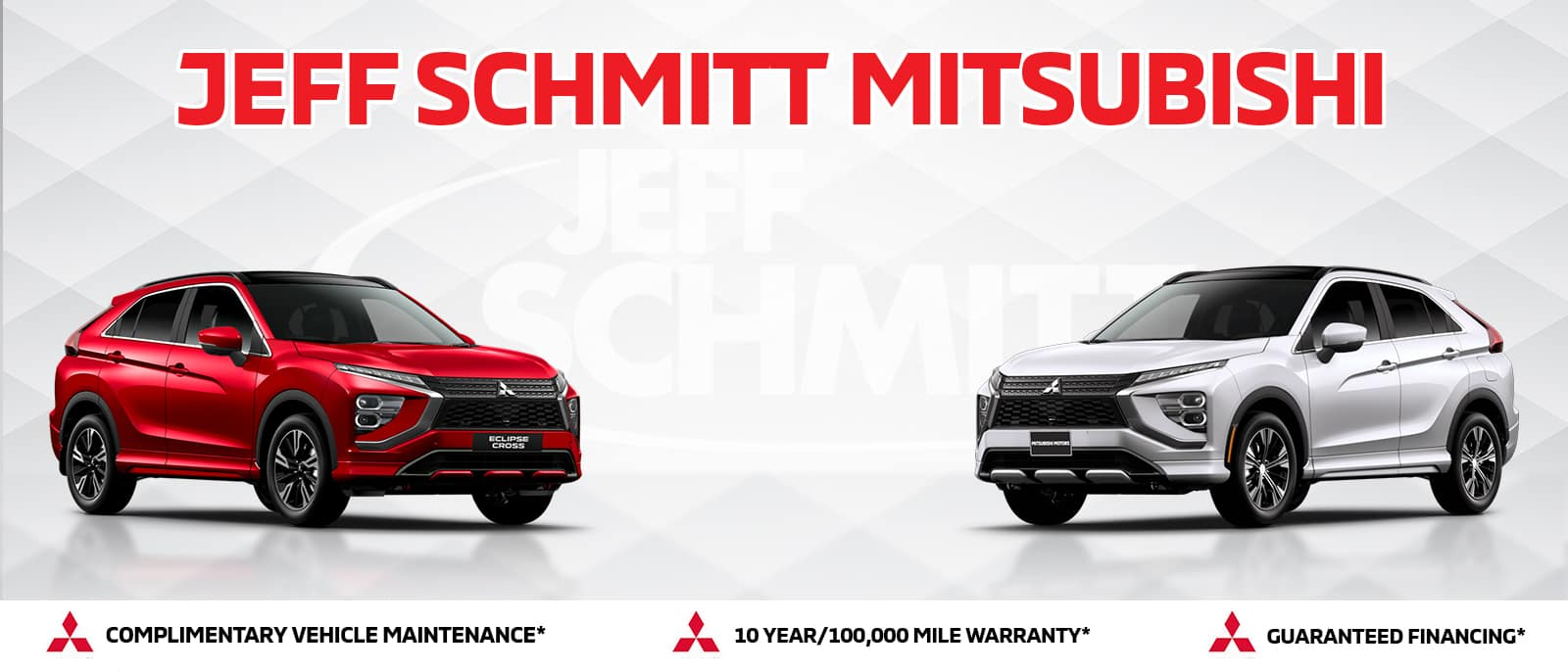 Welcome to Jeff Schmitt Mitsubishi