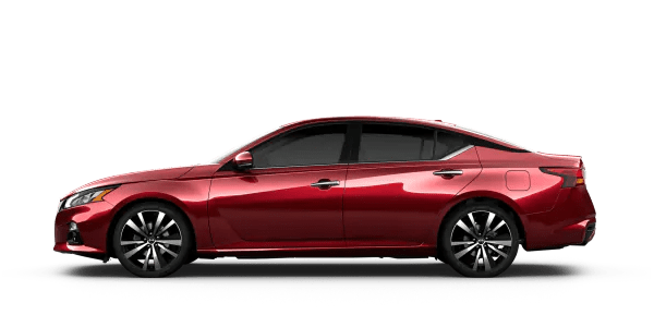 2020 Nissan Altima Research Model