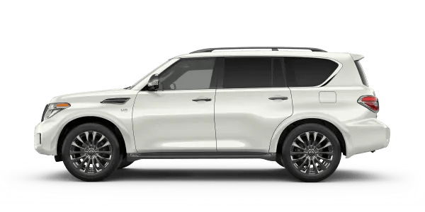 2020 Nissan Armada Research Model