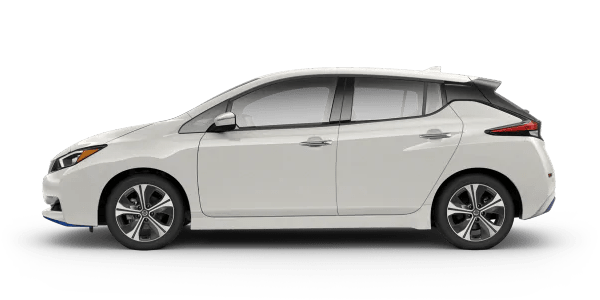 2020 Nissan LEAF Research Model