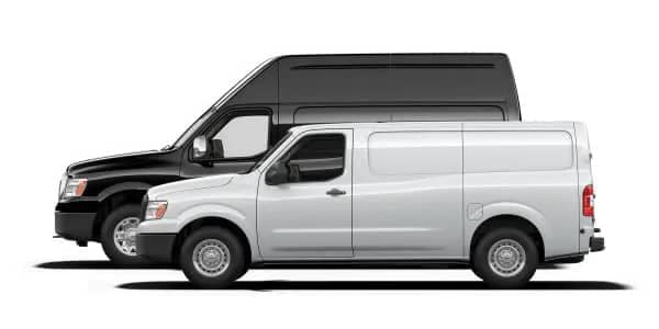 2020 Nissan NV Cargo Research Model