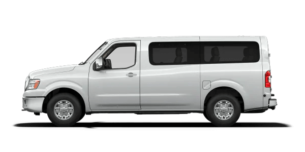 2020 Nissan NV Passenger Research Model