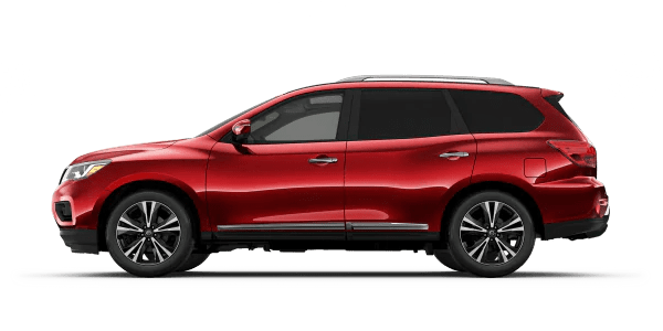 2020 Nissan Pathfinder Research Model