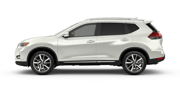 2020 Nissan Rogue Research Model