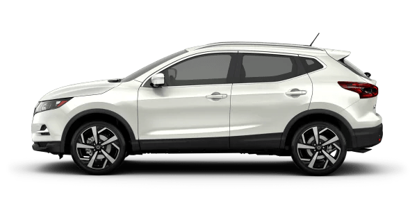 2020 Nissan Rogue Sport Research Model