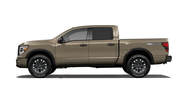 2020 Nissan TITAN Research Model