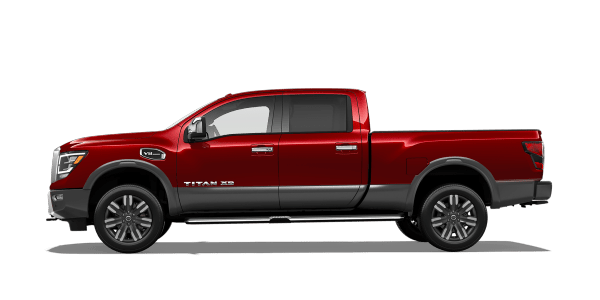 2020 Nissan TITAN XD Research Model