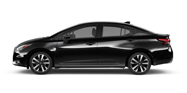 2020 Nissan Versa Research Model