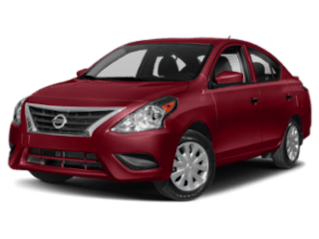thumbnail 2019 Nissan Versa angled