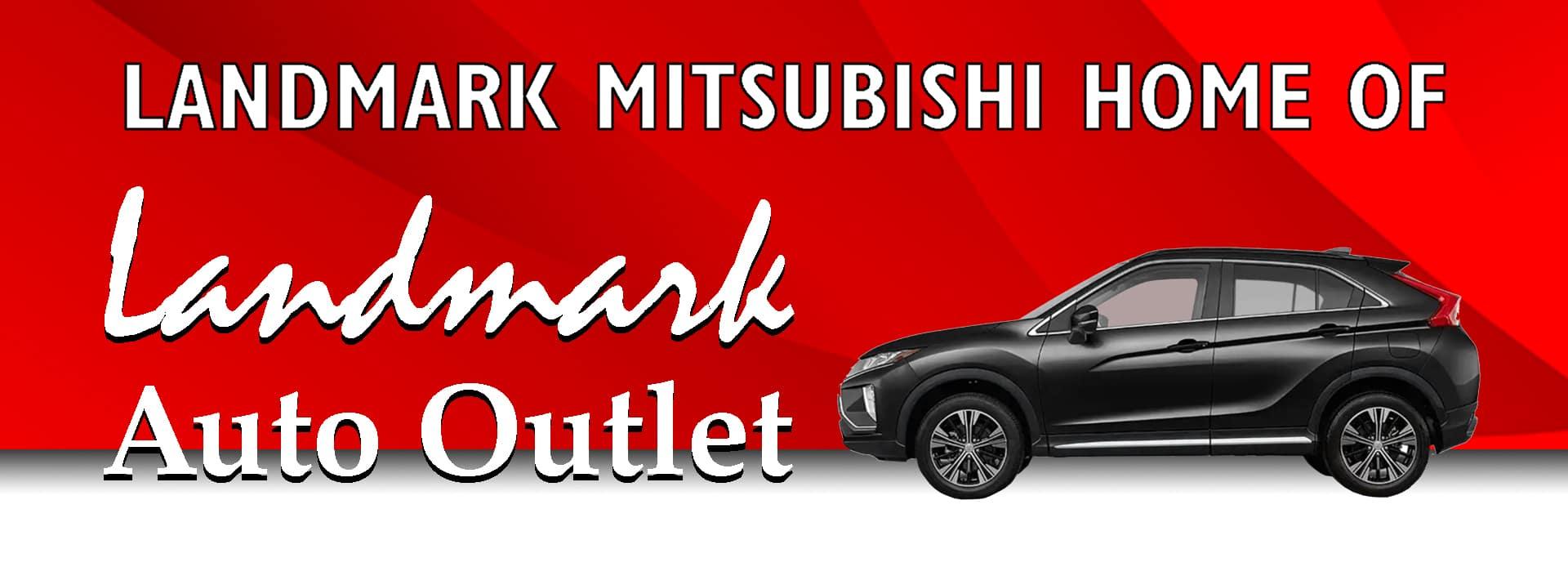 Landmark Mitsubish Ad