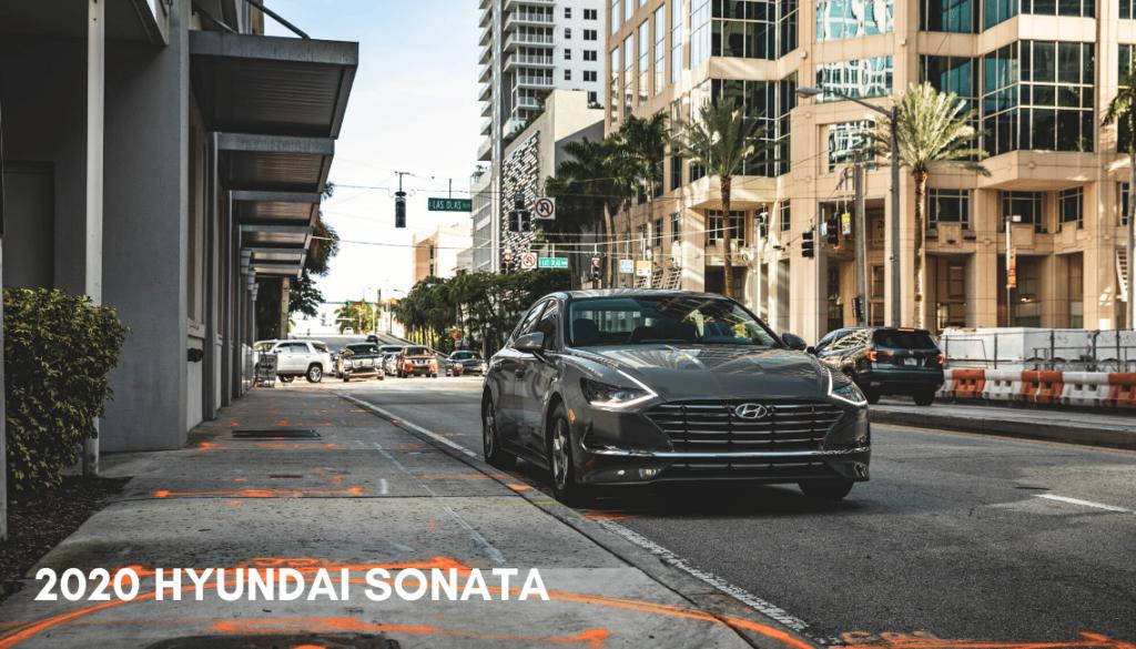 2020 Hyundai Sonata SE