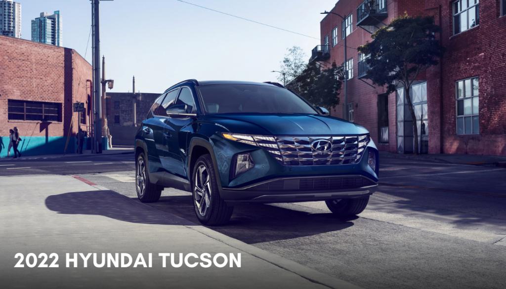 <center> 2022 Hyundai Tucson SE </center>