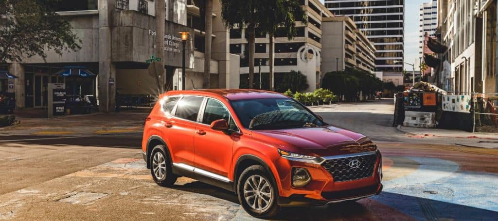 Hyundai Santa Fe Lease Specials Miami, FL