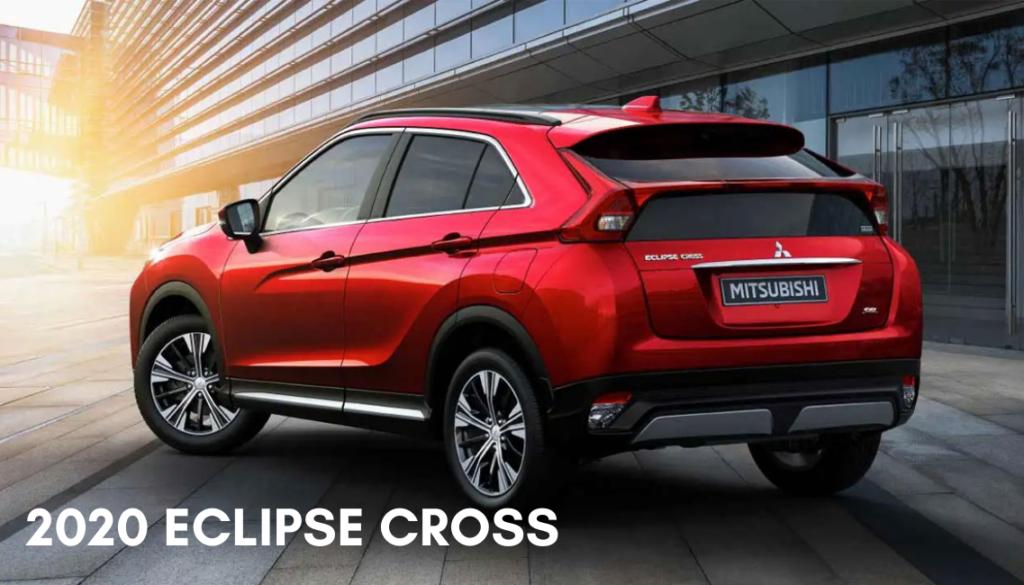 2020 Mitsubishi Eclipse Cross SE 1.5T