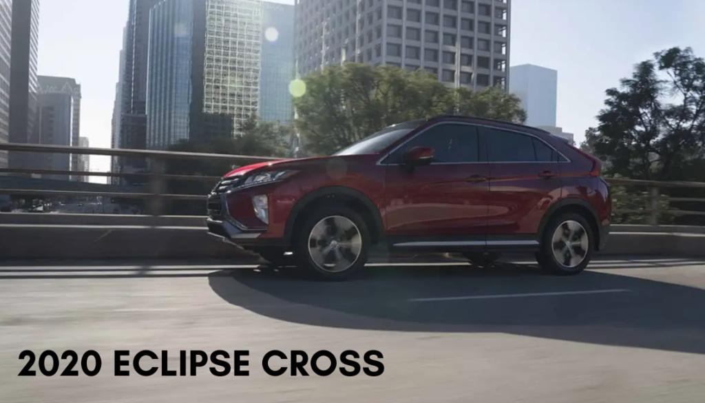 2020 Mitsubishi Eclipse ES 1.5T